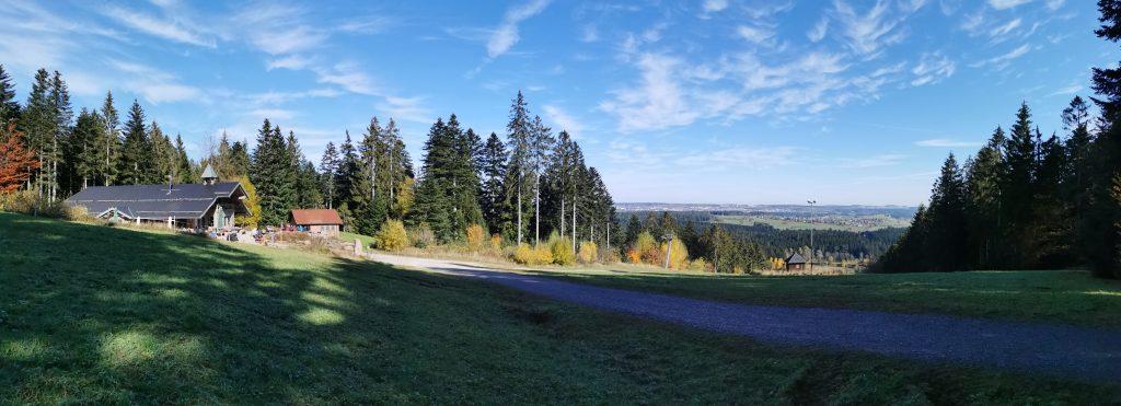 Refugio de montaña de Lauterbad