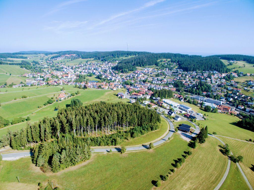 Schonach dans la Forêt-Noire