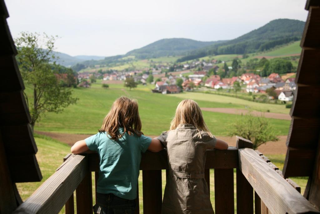 Vista sulla Schuttertal
