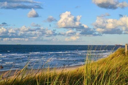 mer baltique, plage, allemagne